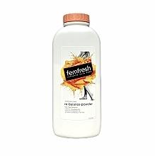 Духи, Парфюмерия, косметика Порошок для интимной гигиены - Femfresh Intimate Hygiene Everyday Care Re-Balance Powder