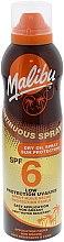Parfumuri și produse cosmetice Ulei uscat de corp cu protecție solară - Malibu Continuous Dry Oil Spray SPF 6