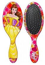 Parfumuri și produse cosmetice Perie de păr, Belle - Wet Brush Disney Princess Original Detangler Belle