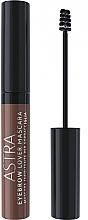 Parfumuri și produse cosmetice Rimel pentru sprâncene - Astra Make-up Lover Eyebrow Mascara