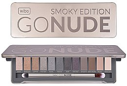 Parfumuri și produse cosmetice Paleta fard de ochi - Wibo Go Nude Smoky Edition