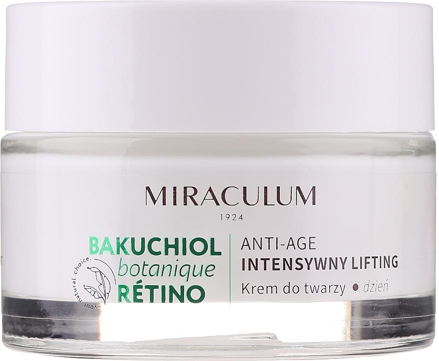 Cremă de zi pentru față - Miraculum Bakuchiol Botanique Retino Anti-Age Intensive Lifting — Imagine N2