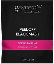 Parfumuri și produse cosmetice Mască de față - G-Synergie Peel Off Deep Cleansing Black Mask