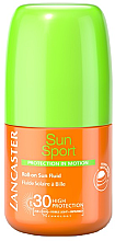 Parfumuri și produse cosmetice Fluid pentru față cu protecție solară - Lancaster Sun Sport Roll-On Fluid SPF30