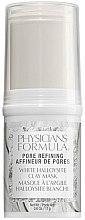 Parfumuri și produse cosmetice Mască de argilă pentru față - Physicians Formula Pore Refining White Halloysite Clay Mask
