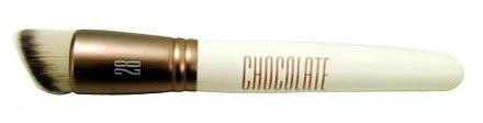 Pensulă pentru machiaj - Novara 28 Chocolate Make Up Brush — Imagine N1