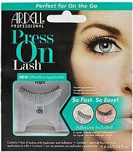Parfumuri și produse cosmetice Gene false - Ardell Press On Lash 109 Black