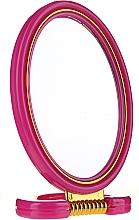 Parfumuri și produse cosmetice Oglindă cosmetică, 5114, roz - Top Choice