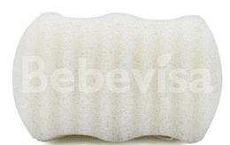Parfumuri și produse cosmetice Burete pentru curățarea feței și corpului - Bebevisa Pure Konjac Sponge