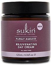 Parfumuri și produse cosmetice Cremă de zi pentru față - Sukin Purely Ageless Rejuvenating Day Cream