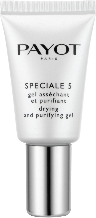 Gel fără uscare - Payot Speciale 5 Drying And Purifying Gel