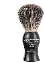 Parfumuri și produse cosmetice Pămătuf de ras, negru - Taylor of Old Bond Street Shaving Brush Pure Badger size S
