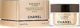 Parfumuri și produse cosmetice PREȚ REDUS! Cremă de față - Chanel Sublimage La Creme Texture Fine*