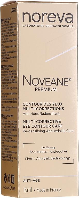 Cremă pentru pleoape - Noreva Laboratoires Noveane Premium Multi-Corrective Eye Care — Imagine N1