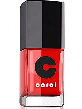 Parfumuri și produse cosmetice Lac de unghii - Delia Coral Nail Enamel Classic Collection