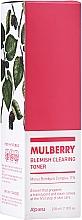 Parfumuri și produse cosmetice Toner de curățare pentru ten problematic - A'Pieu Mulberry Blemish Clearing