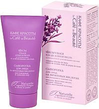 Parfumuri și produse cosmetice Ser pentru față, cu acizi de fructe pentru curățarea și micșorarea porilor - Le Cafe de Beaute Fruit Acids Face Serum