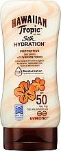 Parfumuri și produse cosmetice Loțiune de protecție solară - Hawaiian Tropic Silk Hydration Lotion SPF50