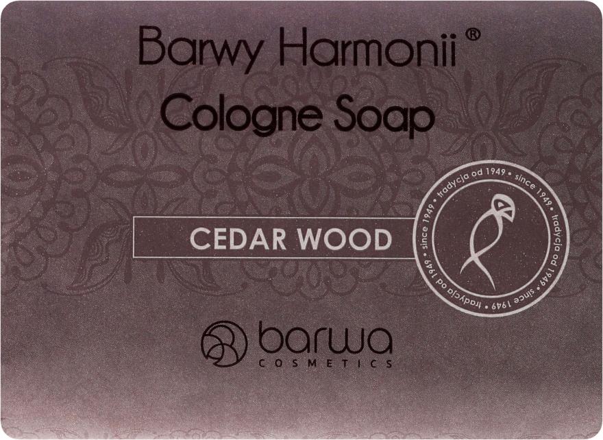 Săpun cu extract de cedru - Barwa Harmony Cedar Wood Soap