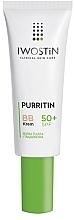 Parfumuri și produse cosmetice BB-cream, SPF 50+ - Iwostin Purritin BB Cream SPF 50+