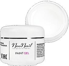 Parfumuri și produse cosmetice Гель-краска для ногтей - NeoNail Professonal Paint UV/LED Gel