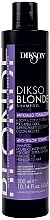 Parfumuri și produse cosmetice Șampon pentru neutralizarea culorii galbene - Dikson Dikso Blonde Anti-Yellow Toning Shampoo