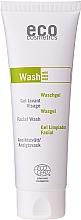 Parfumuri și produse cosmetice Gel de spălare, frunze de struguri și ceai verde - Eco Cosmetics