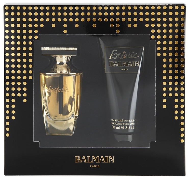 Balmain Extatic - Set (edp 60ml + b/lot 100ml) — Imagine N1