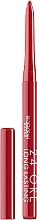 Parfumuri și produse cosmetice Creion pentru buze - Deborah 24 ORE Long Lasting Lip Pencil