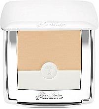 Parfumuri și produse cosmetice Fond de ten lichid - Guerlain Blanc de Perle Found De Teint Essence SPF 25