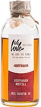 Parfumuri și produse cosmetice Rezervă pentru difuzor aromatic - We Love The Planet Warm Winter Diffuser