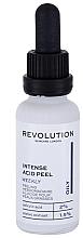 Parfumuri și produse cosmetice Peeling pentru ten mixt sau gras - Revolution Skincare Intense Acid Peel Oily