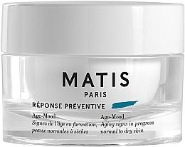 Parfumuri și produse cosmetice Cremă anti-îmbătrânire pentru ten normal și uscat - Matis Reponse Preventive Age-Mood