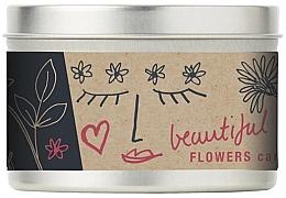 Parfumuri și produse cosmetice Lumânare aromatică - Bath House Scented Candle Wild Flower