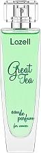 Parfumuri și produse cosmetice Lazell Great Tea - Apă de toaletă