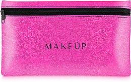 """Parfumuri și produse cosmetice Trusă cosmetică """"Glitter Pouch"""", 22x13 cm, roz - MakeUp"""