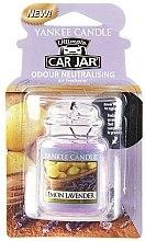 """Parfumuri și produse cosmetice Aromatizator """"Lămâie și lavandă"""" - Yankee Candle Lemon Lavender Jar Ultimate"""