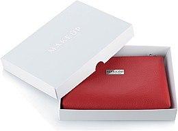 """Parfumuri și produse cosmetice Trusă cosmetică roșie """"Lucky"""" în cutie pentru cadou - MakeUp"""