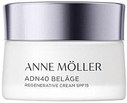 Parfumuri și produse cosmetice Cremă de față - Anne Moller ADN40 Belage Regenerative Cream SPF15