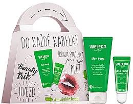 Parfumuri și produse cosmetice Set - Weleda Skin Food (cr/30ml+lip/balm/8ml)