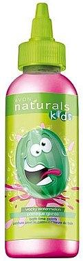 """Produs de baie pentru copii """"Culori distractive. Pepene verde suculent"""" - Avon Naturals Kids — Imagine N1"""