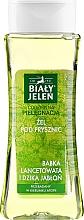 Parfumuri și produse cosmetice Gel de duș cu pătlagină și măr sălbatic - Bialy Jelen Plantain And Wild Apple Tree Shower Gel