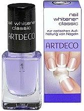 Parfumuri și produse cosmetice Lac de unghii - Artdeco Nail Whitener Classic