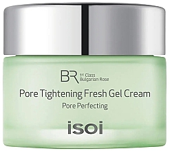 Parfumuri și produse cosmetice Cremă-gel pentru față - Isoi Bulgarian Rose Pore Tightening Fresh Gel Cream