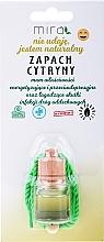 Parfumuri și produse cosmetice Difuzor de aromă cu aromă de lămâie - Mira