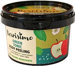 Parfumuri și produse cosmetice Peeling pentru corp - Berrisimo Green Tonic Body Peeling