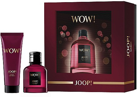 Joop! Wow! For Women - Set (edt/40ml + b/cr/75ml)