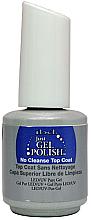 Parfumuri și produse cosmetice Top coat pentru oja semipermanentă - IBD Just Gel No Cleanse Top Coat