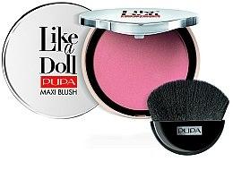 Parfumuri și produse cosmetice Fard de obraz compact - Pupa Like A Doll Maxi Blush