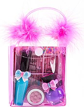 Parfumuri și produse cosmetice Set de cosmetică pentru fetițe - Tutu Mix 25 (n/polish/5ml+lip/gloss/7ml+eye/cheek/mus/2,5g+bag)